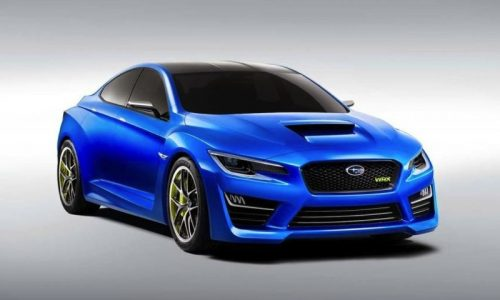 All-new Subaru WRX to be unveiled at LA Show in November – report