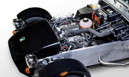 New Caterham Seven to feature turbo Suzuki 660cc engine