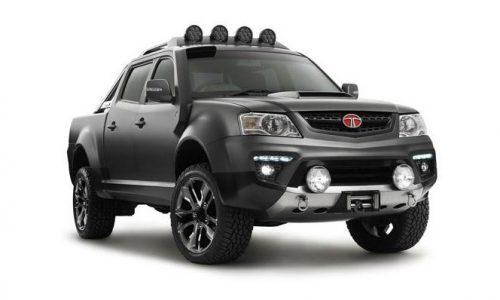 Tata Xenon 'Tuff Truck' concept helps launch brand in Australia