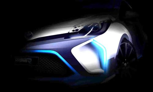 Toyota Hybrid-R concept to be based on the Yaris?