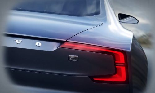 Video: Volvo 'C Coupe Concept' to be unveiled August 29?