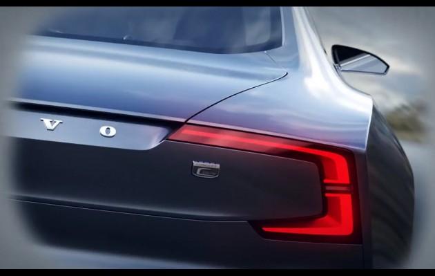 Volvo C Coupe Concept