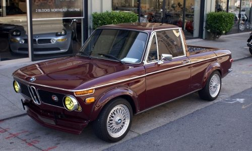 For Sale: 1971 BMW 1600 ute conversion with M20 engine