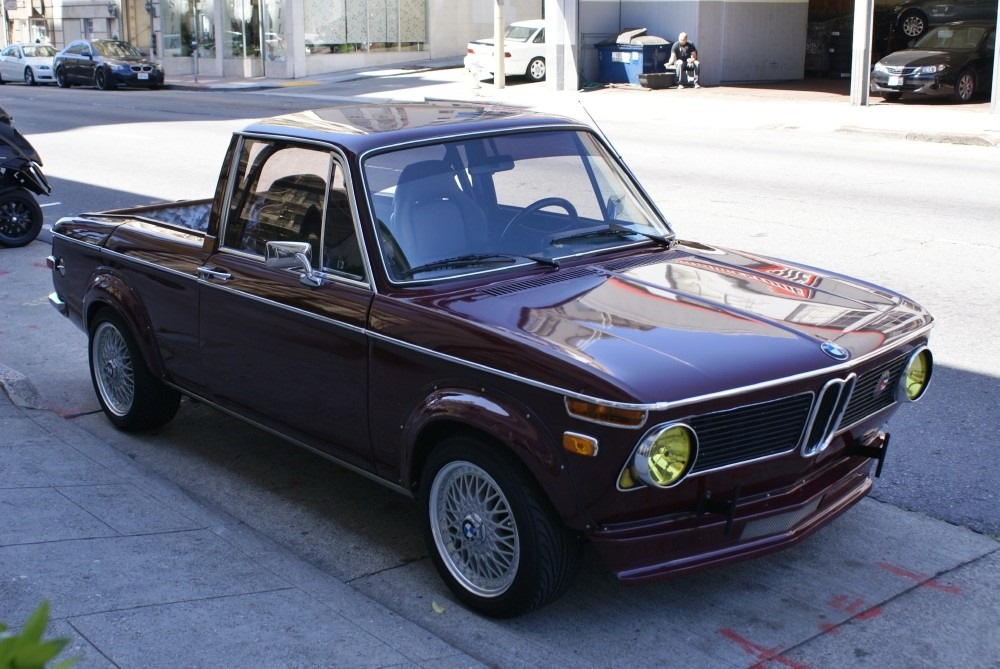 For Sale: 1971 BMW 1600 ute conversion with M20 engine | PerformanceDrive