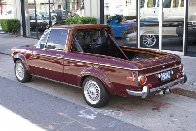 1971 BMW 1600 ute-tray