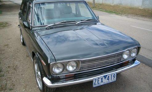 For Sale: 1971 Datsun 1600 GL station wagon with SR20DET