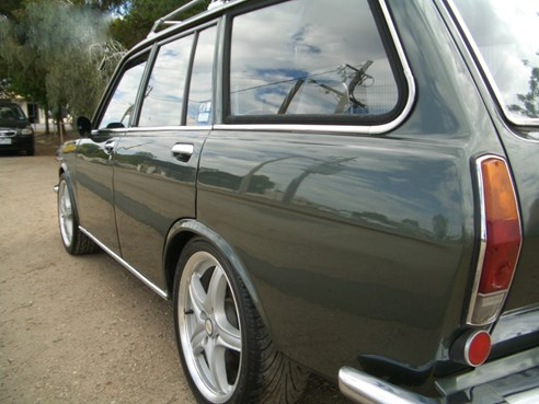 For Sale: 1971 Datsun 1600 GL station wagon with SR20DET ...