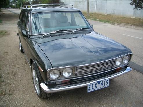 1971 Datsun 1600 GL station wagon