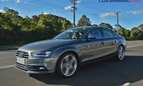 2013 Audi A4 Sport Edition review (video)