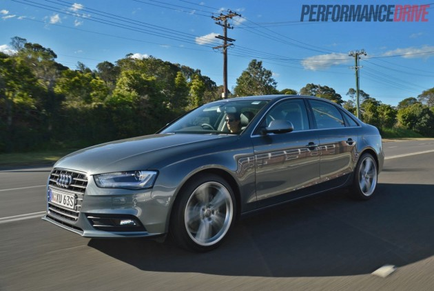2013 Audi A4 Sport Edition-PerformanceDrive