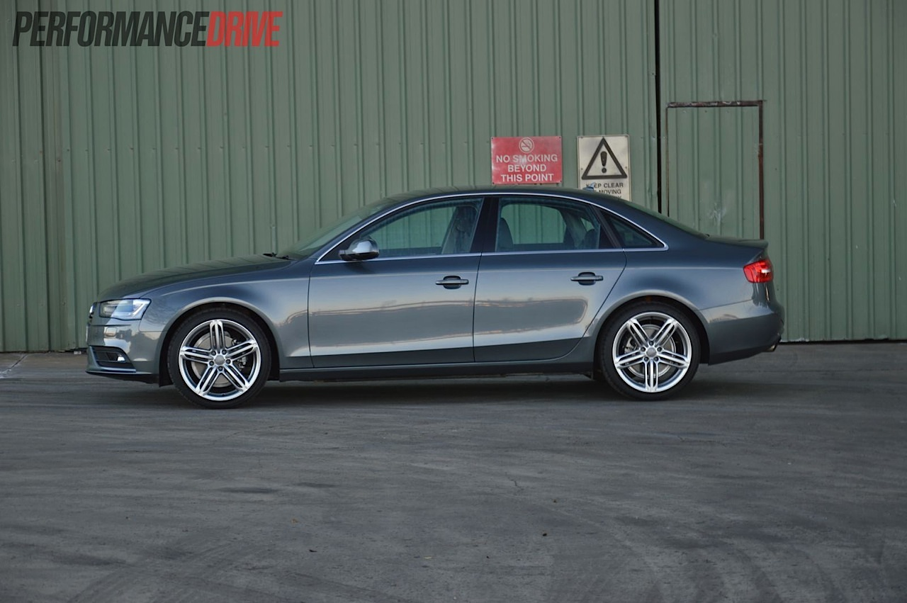 2013 Audi A4 Sport Edition review (video) | PerformanceDrive