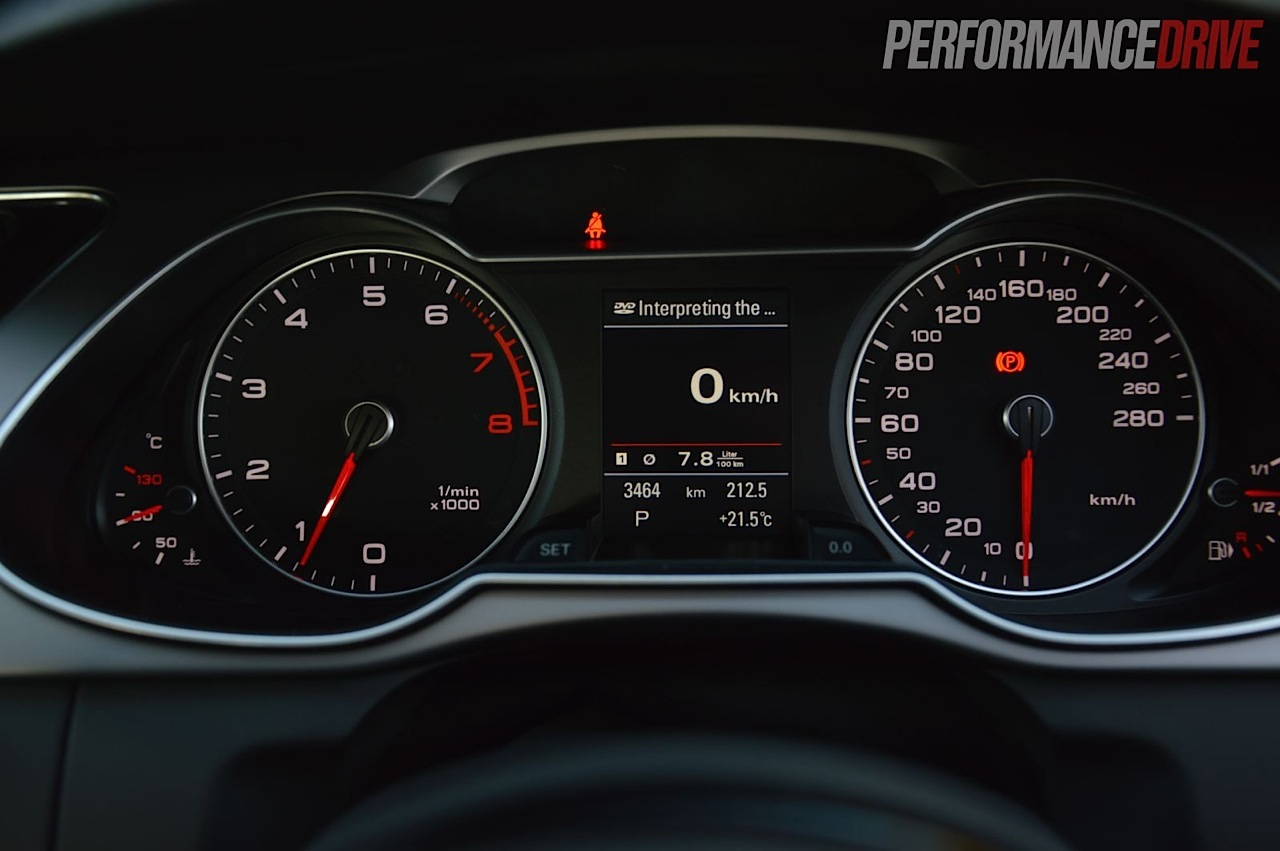 2013 Audi A4 Sport Edition Review Video Performancedrive