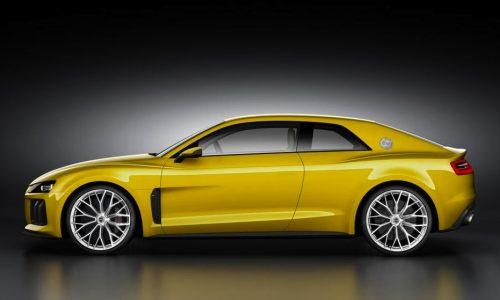 Audi Quattro concept has market potential, between TT and R8