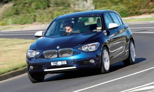 BMW 1 Series 'New Entry-level Sedan' confirmed, FWD