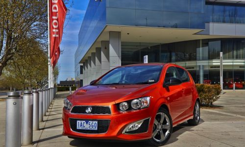 Holden Barina RS confirmed for Australia, arriving late-2013