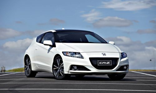 2016 Honda CR-Z to be based on Civic Type R – rumour