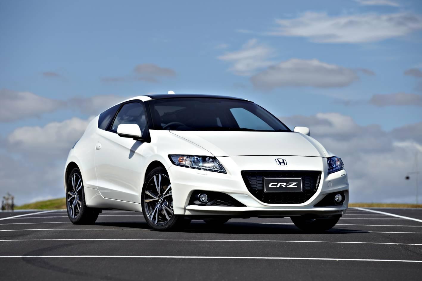 Honda CR-Z Archives | PerformanceDrive