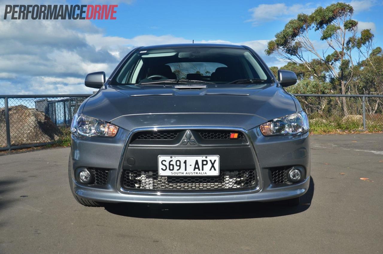 2019 Bmw M4 Cs >> 2013 Mitsubishi Lancer Ralliart Sportback review (video) | PerformanceDrive