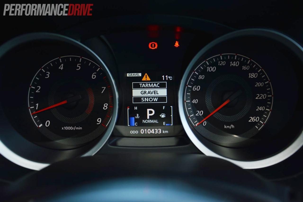 2013 Mitsubishi Lancer Ralliart Sportback review (video ...