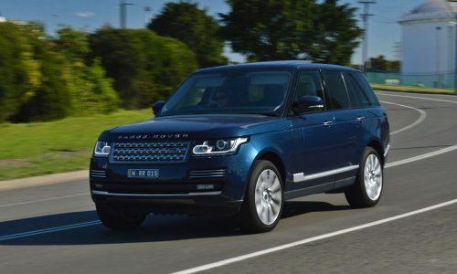 2013 Range Rover Vogue SE SDV8 review (video)