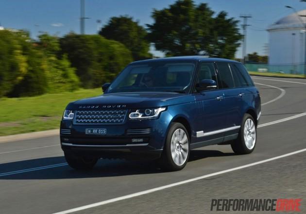 2013 Range Rover Vogue SE SDV8