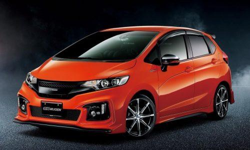 2014 Mugen Honda Jazz upgrade package revealed
