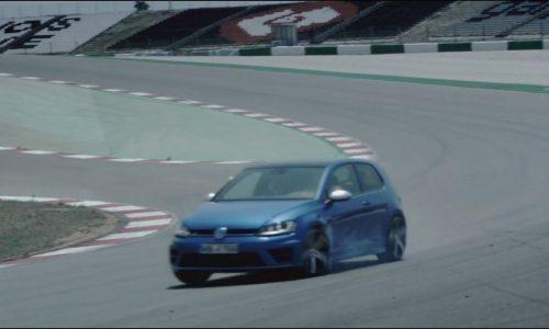 Video: 2014 Volkswagen Golf R promo with Sebastien Ogier