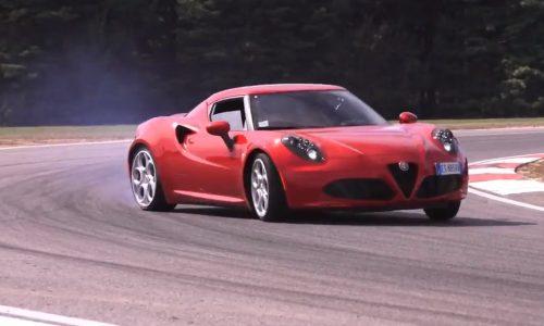 Chris Harris tests the new Alfa Romeo 4C