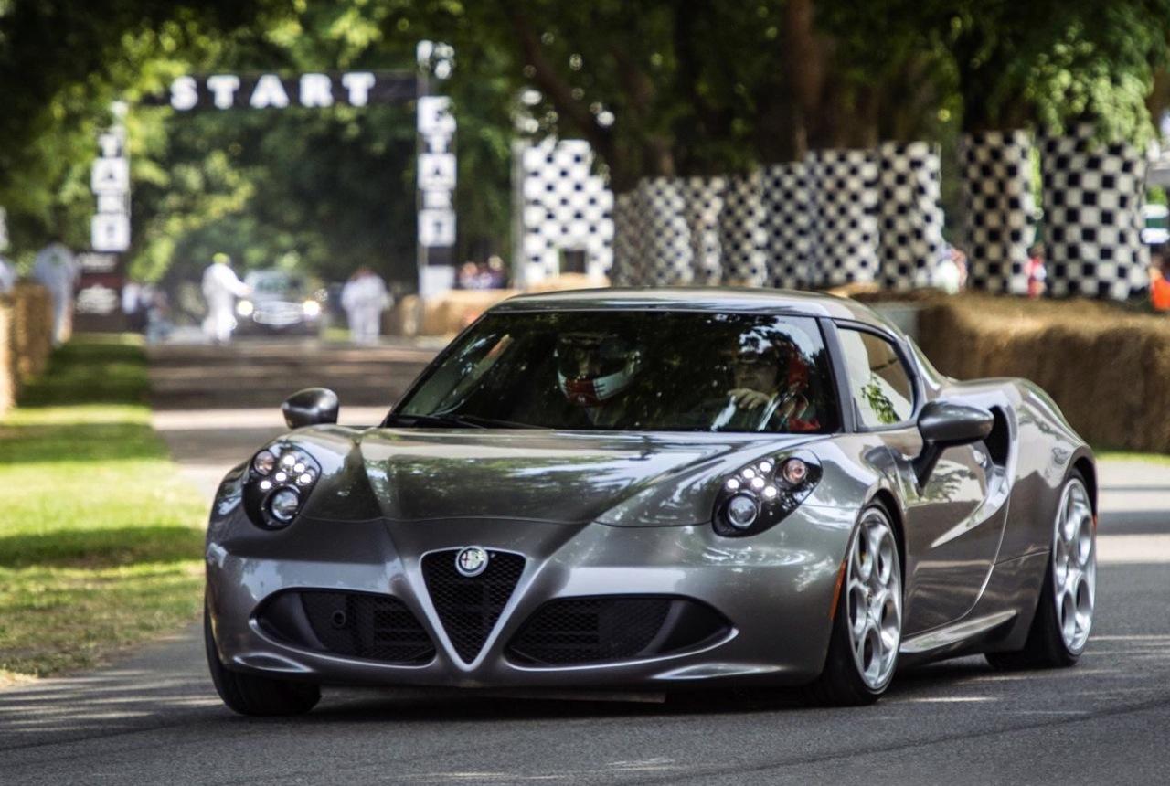 Alfa Romeo 4C For Sale >> Alfa Romeo 4c On Sale In Australia From 75 000 Mid 2014