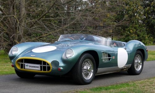 For Sale: Immaculate Aston Martin DBR2 replica