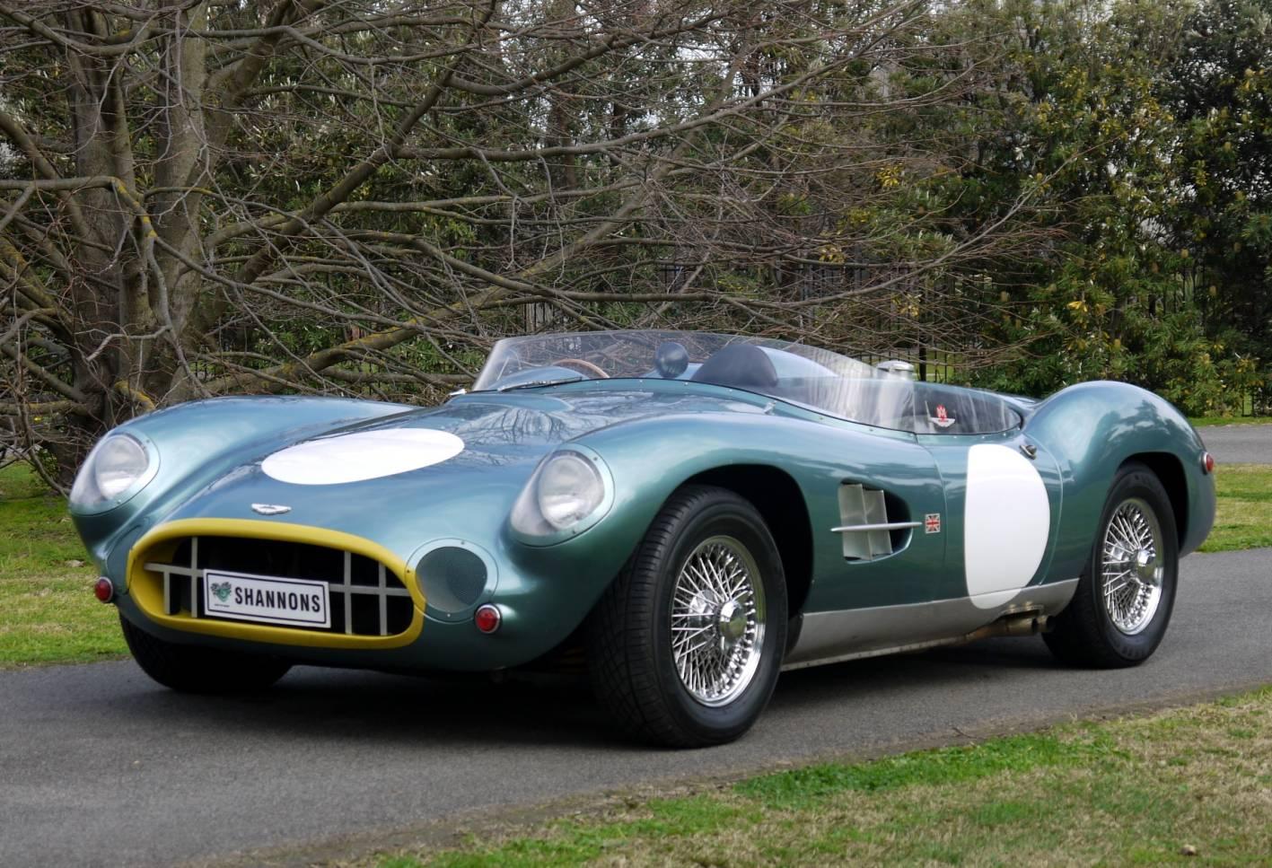 For Sale Immaculate Aston Martin Dbr2 Replica