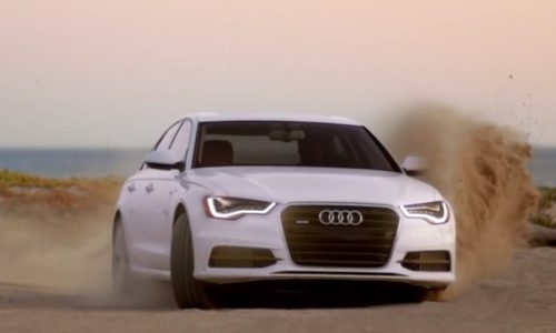 Audi's creative quattro 'Moby Dick' commercial