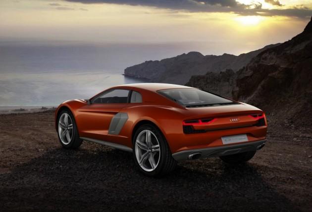 Audi Nanuk quattro concept rear