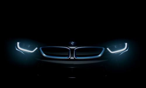 Video: BMW i8 production car previewed before Frankfurt debut