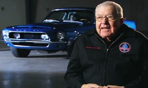 Ford Mustang countdown – Carroll Shelby: King of the Road