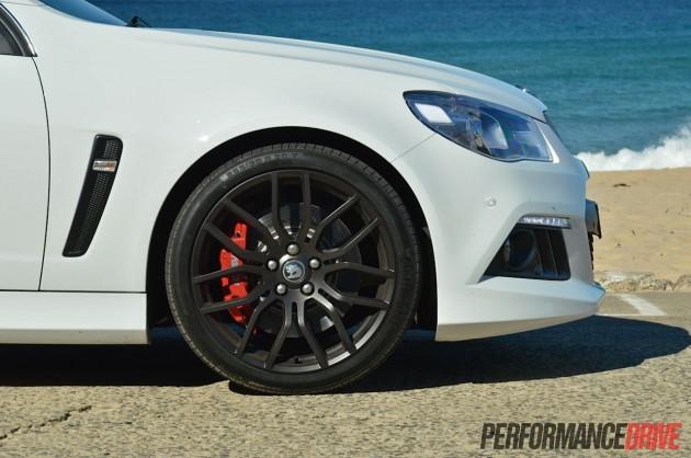 Gen-F HSV Clubsport R8 AP brakes