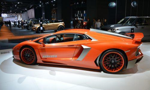 2013 Frankfurt Motor Show highlights (gallery)