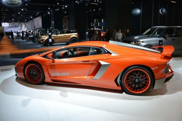 Hamann Lamborghini Aventador-2013 Frankfurt Motor Show