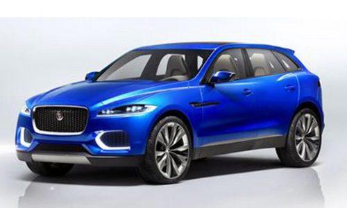 Jaguar C-X17 concept revealed in first full image (UPDATE)