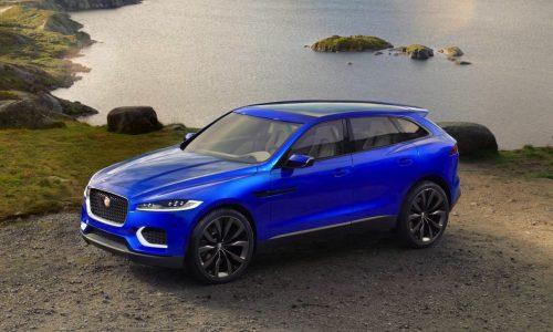 Jaguar C-X17 concept officially unveiled