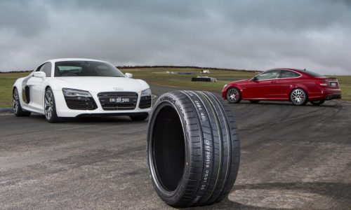 Kumho launches first high-performance tyre; the Ecsta PS91