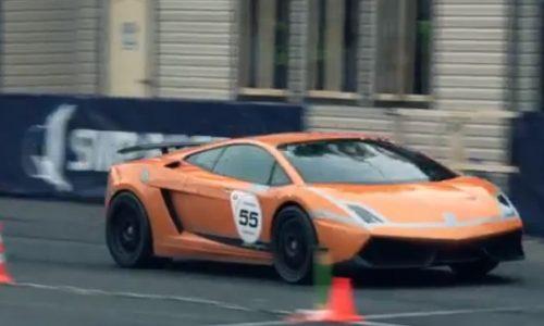 Twin-turbo Lamborghini catches fire after 402km/h top speed run