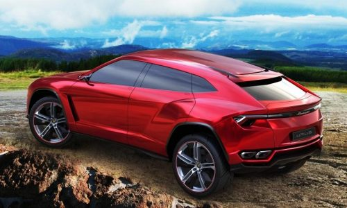 Lamborghini SUV awaiting approval, based on Urus concept