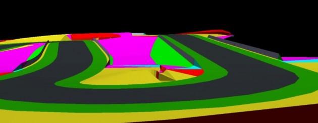 Luddenham Raceway 3D plans-4