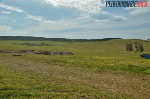 Luddenham Raceway site-2-September 6 2013