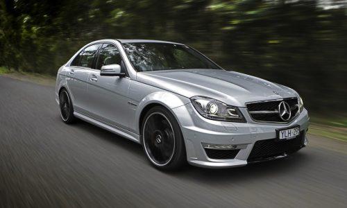 Australian vehicle sales for August 2013 – C-Class excels