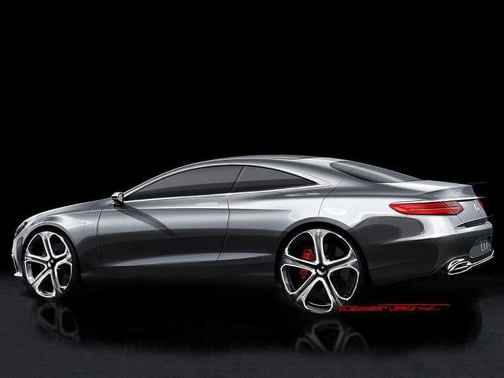 S Class Coupe >> Mercedes-Benz S-Class Coupe set for Frankfurt debut | PerformanceDrive