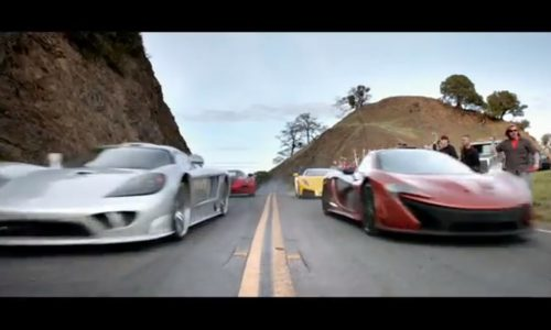 Need for Speed the movie – first trailer released