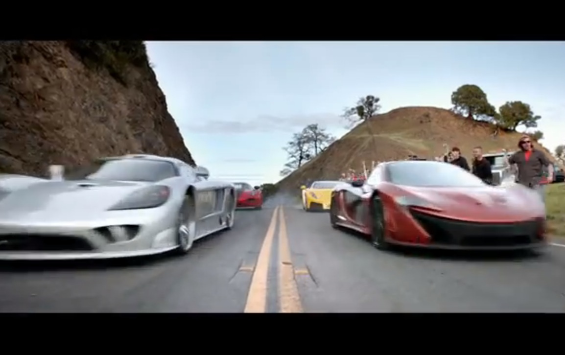 Need for Speed the movie - first trailer released   PerformanceDrive