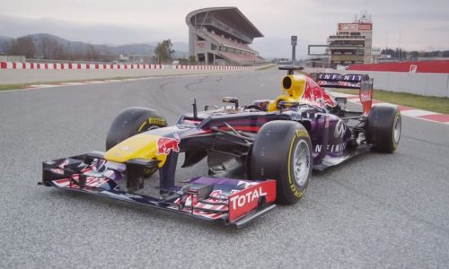 Red Bull Racing – How to make an F1 car (part 2): composites